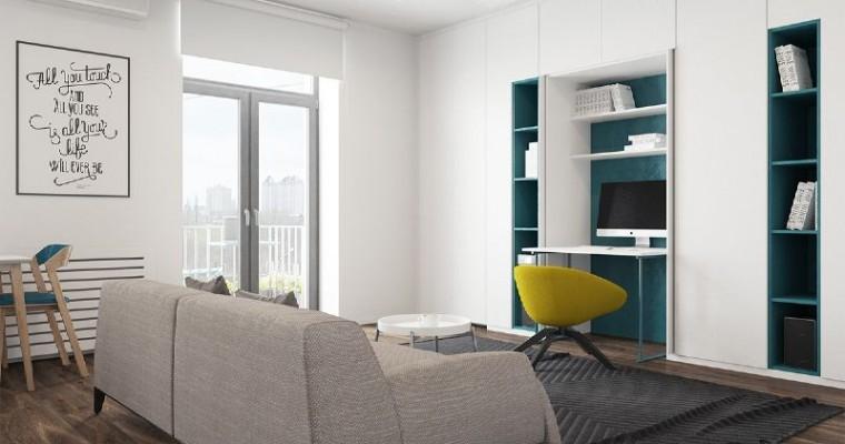 минимализъм в мебелите
