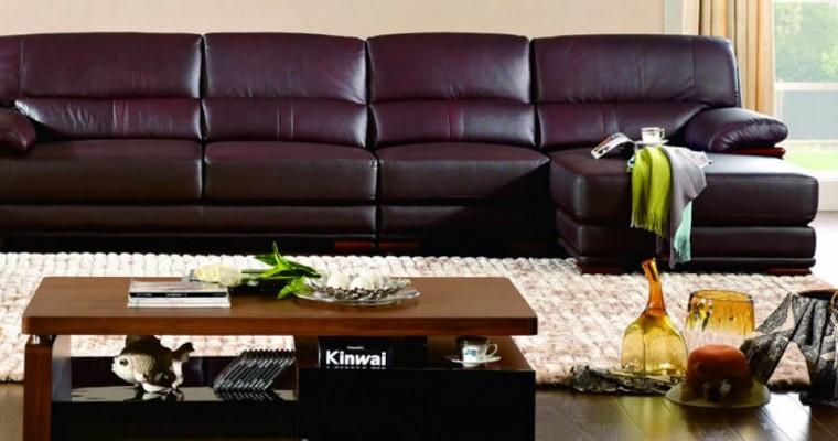 3 правила за грижа по кожените мебели