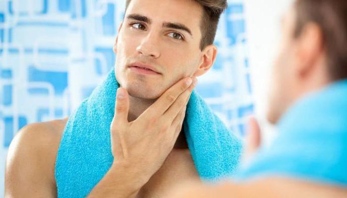 Грижа за кожата при мъжете