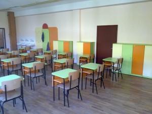 обзавеждане на класната стая