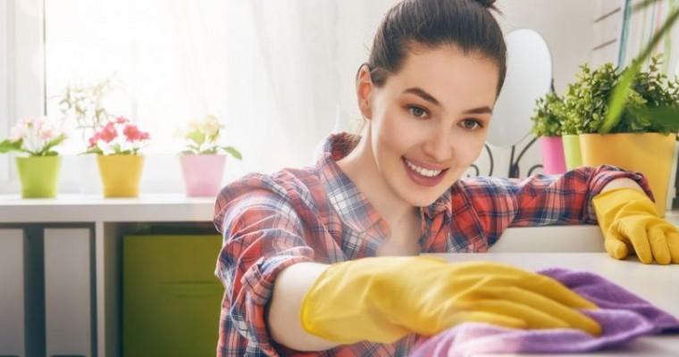 да почистите къщата